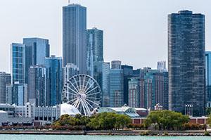 Michigan waterfront